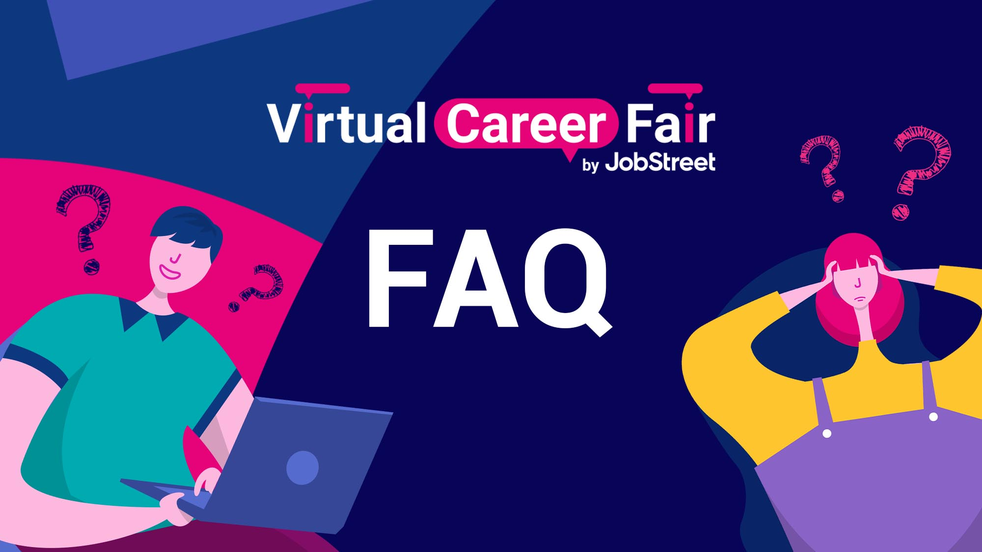 Frequently Asked Questions about the Virtual Career Fair
