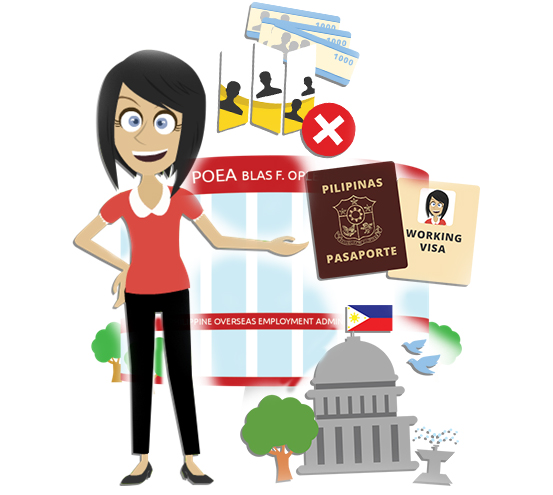 How to Register to POEA for Name-Hired Workers