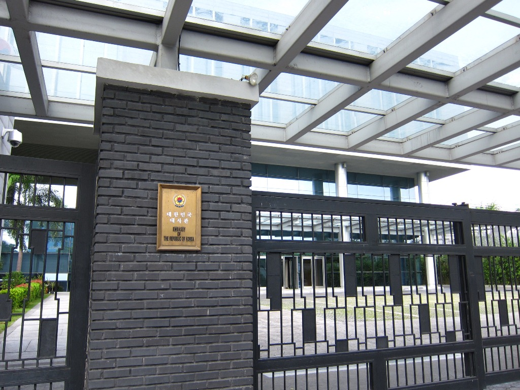 List of Foreign Embassies in the Philippines