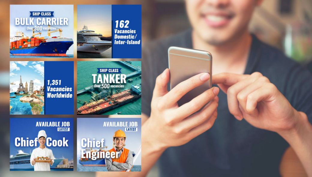 Catch Your Next Seafarer Talent With Our New Tools!