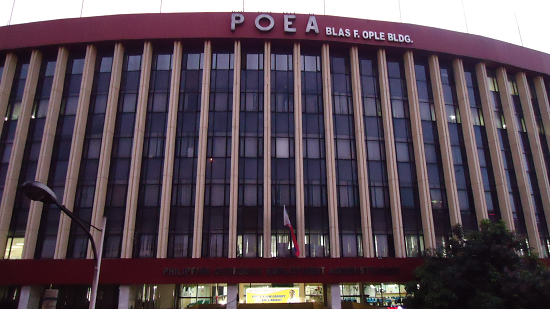 Can I apply for jobs at POEA?
